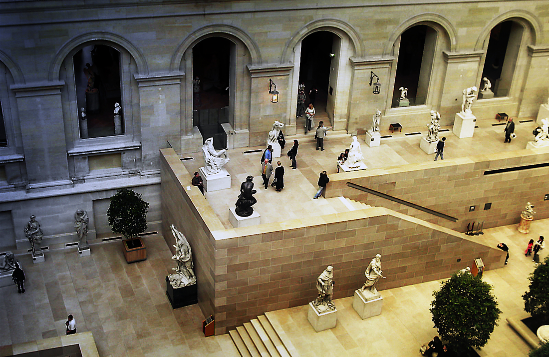 The Best Five Museums in Paris