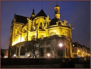 Saint Eustache Paris