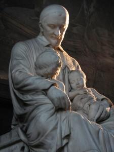St. Vincent de Paul at Sainte-Sulpice