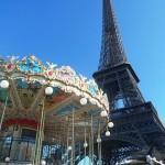 Paris Kids Carousel