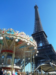 Paris Kids Carousel